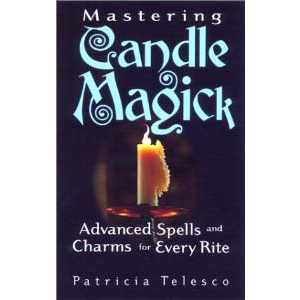 Mastering Candle Magick Cover
