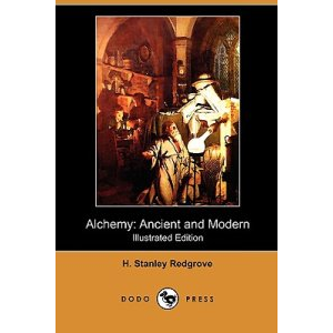 Alchemy Ancient And Modern Cover