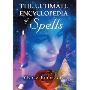 The Ultimate Encyclopedia Of Spells Cover