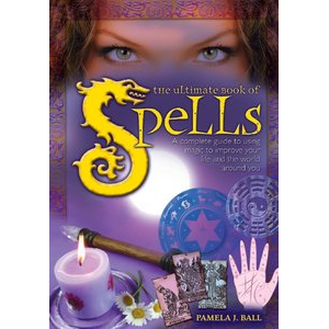 The Ultimate Book Of Spells Cover