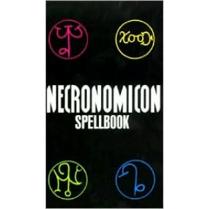 The Necronomicon Spellbook Cover
