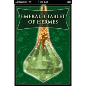 The Emerald Tablets Of Hermes Cover