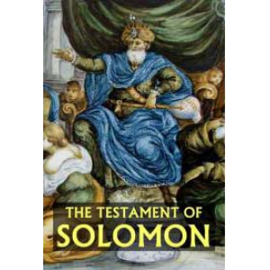 The Testament Of Solomon Cover