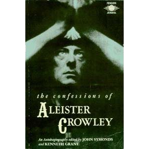 The Confessions Of Aleister Crowley Cover
