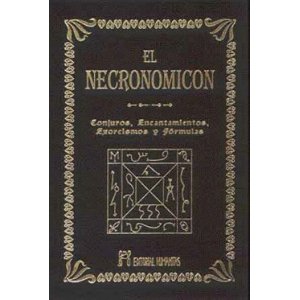 The Necronomicon Cover