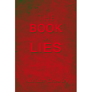 Liber 333 The Book Of Lies Cover