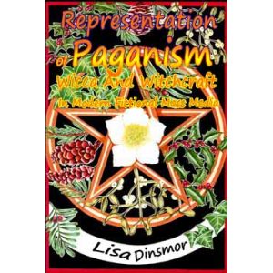 Representation Of Paganism Wicca And Witchcraft In Modern Fictional Mass Media Cover