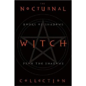 The Nocturnal Witch Collection Book Of Shadows From The Shadows Cover