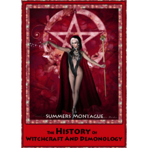 The History Of Witchcraft And Demonology Cover