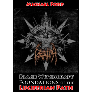 Black Witchcraft Foundations Of The Luciferian Path Cover