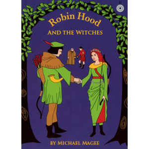Robin Hood And The Witches Cover