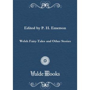 Welsh Fairy Tales And Other Stories Cover
