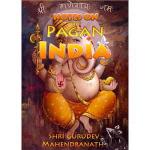 Notes On Pagan India Cover