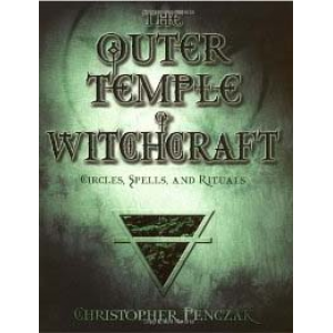 The Outer Temple Of Witchcraft Circles Spells And Rituals Cover