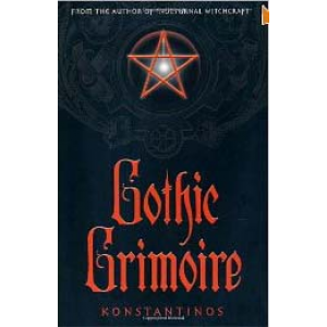 Gothic Grimoire Cover
