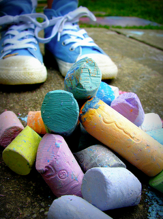 Make Eggshell Chalk For Ostara Cover