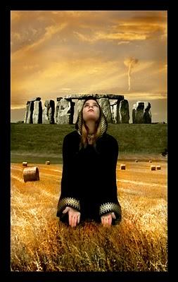 A Lammas Harvest Ritual Cover