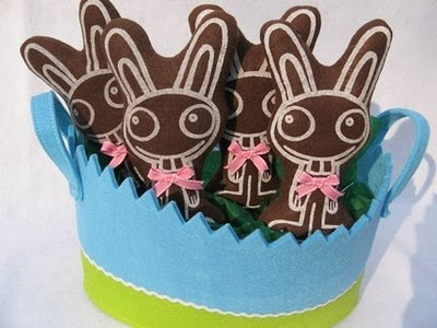Chocolate Bunny Ostara Ritual For Children Cover