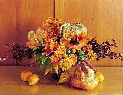Bountiful Fall Bouquets For Mabon Cover