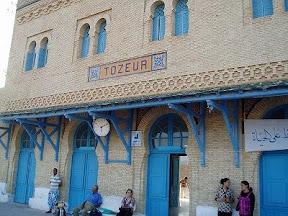 トザ-ル駅