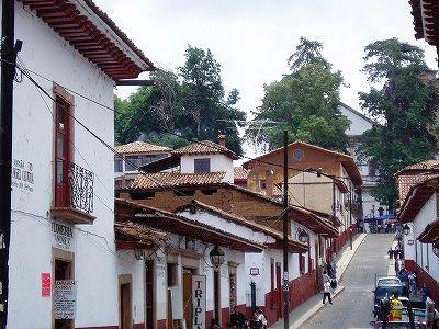 パツクアロ村-メキシコ