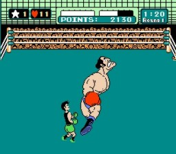 Little Mac vs Super Macho Man (NES)
