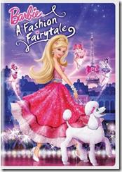 Barbie's A Fashion Fairytale
