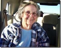 Grandma Horton car