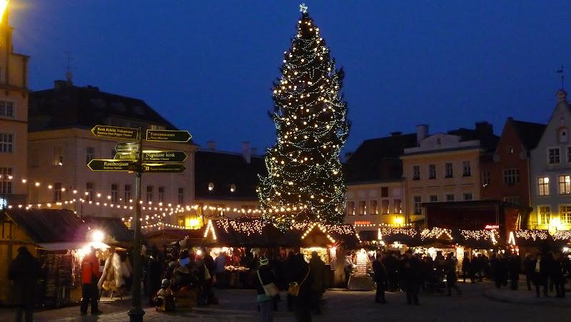 Marché de Noël de Tallinn