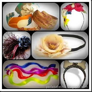 acessorios de cabelo para o carnaval