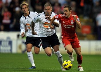 Joe Cole in Bolton - Liverpool