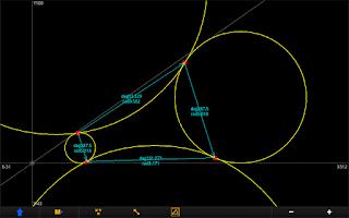 Screenshot of GEO CALC [ Phone / Tablet ]