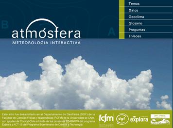 Atmósfera. Meteorología interactiva2