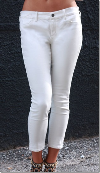 Juicy White Pants F