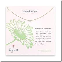 keep it simple sterling