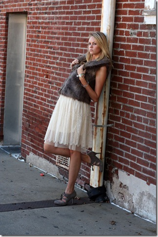 213 Lace Skirt