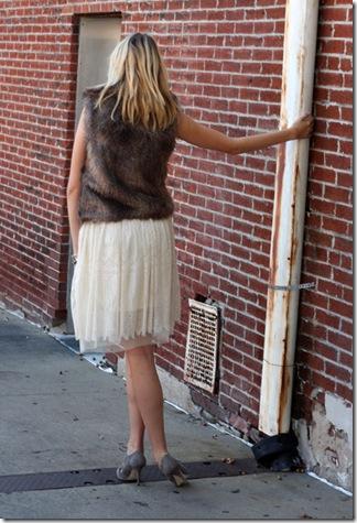 213 Lace Skirt B
