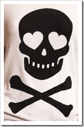 Wildfox Love Bones CU