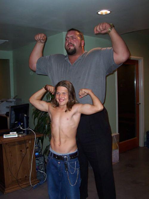Bodybuilding blog: Little Hercules