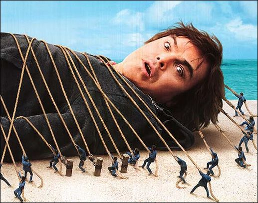 Gulliver's Travels Jack Black