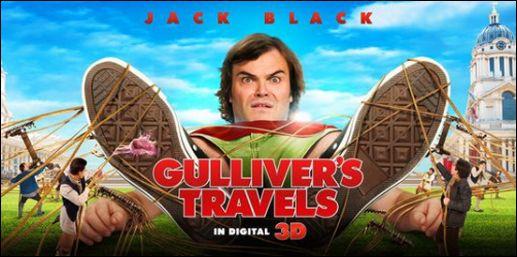 Gulliver's Travels Jack Black