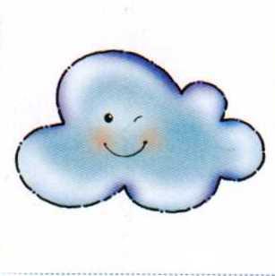 Dibujos infantiles para decoracion - Imagenes de nubes infantiles ...
