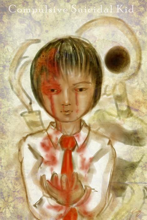 Suicidal kid