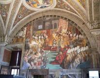 Couronnement de Charlemagne (Vatican-Rome)