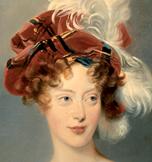 Marie Caroline de Bourbon-Siciles, Duchesse de Berry