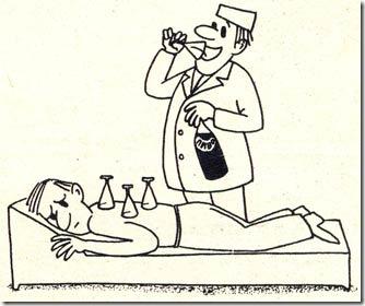 Карикатура доктор медицина 8