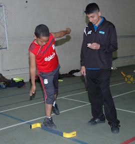 Highland Games - GCSE students