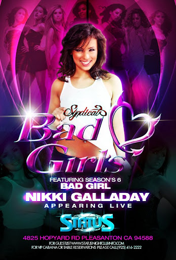 Bennie Bad Girls Club