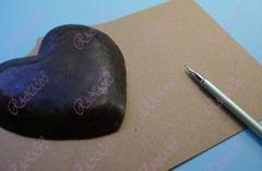 trace heart