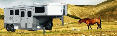 HOMESTEADER STALLION HORSE TRAILERS